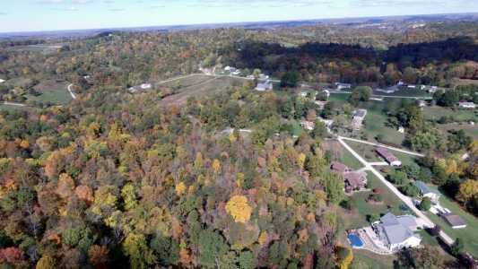 Drone Photo Parkersburg WV