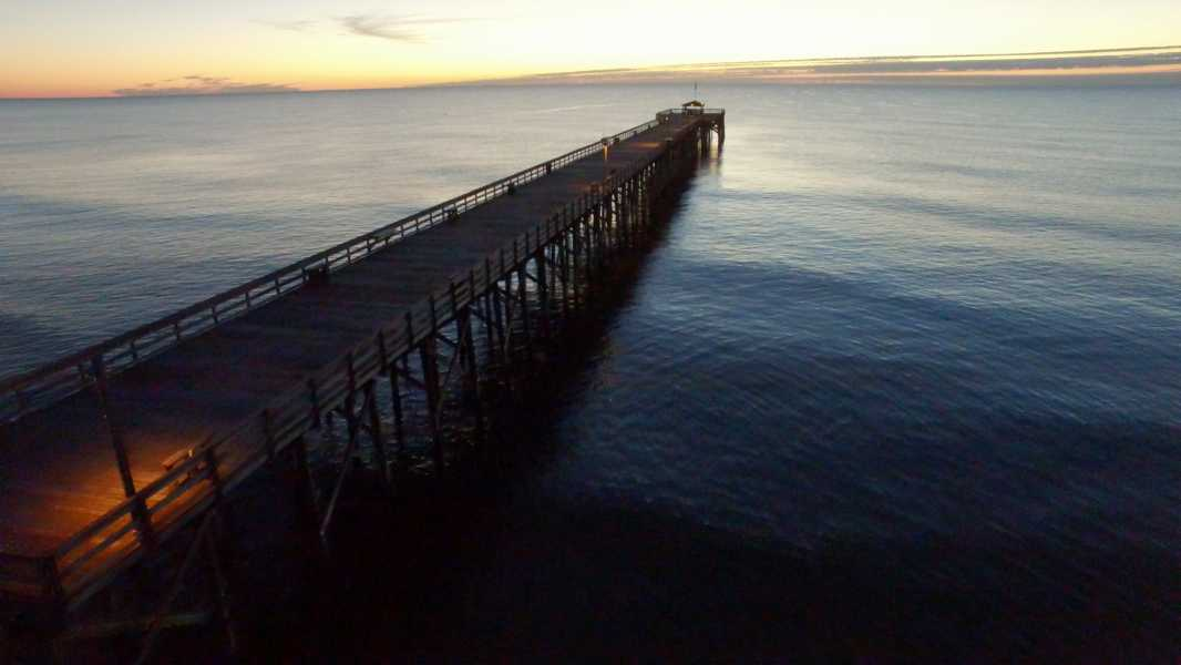 Drone Photo Pawleys Island SC