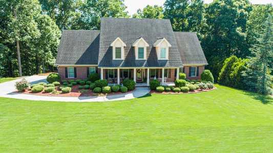 Drone Photo Peachtree City GA