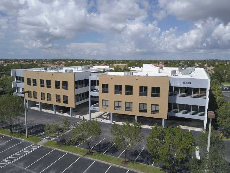 Drone Photo Pembroke Pines FL