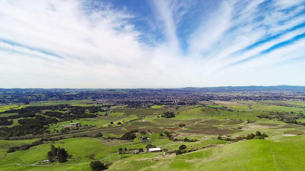 Drone Photo Penngrove CA