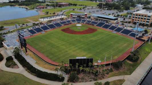 Drone Photo Pensacola FL
