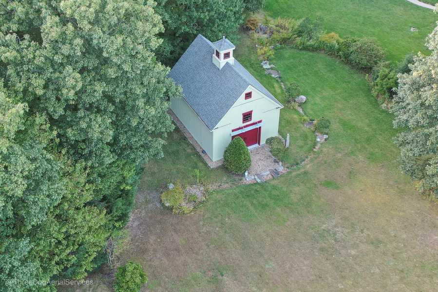 Drone Photo Pepperell MA