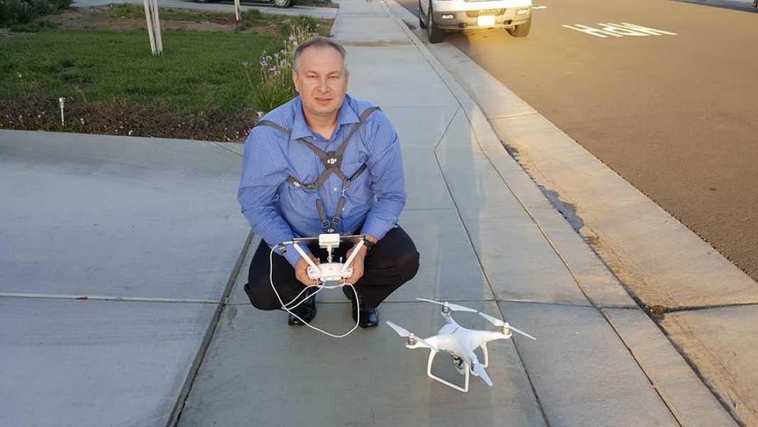 Drone Photo Perris CA