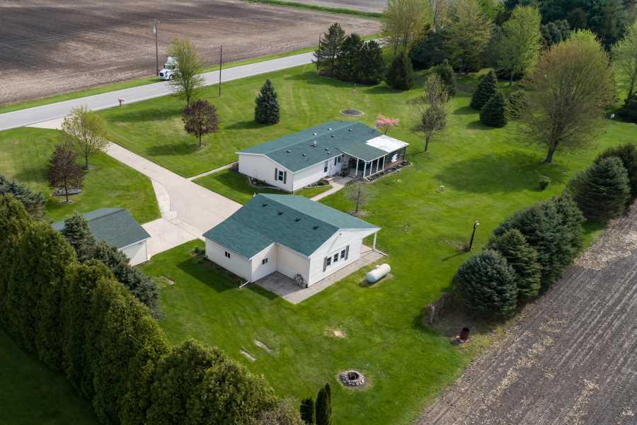 Drone Photo Perrysburg OH