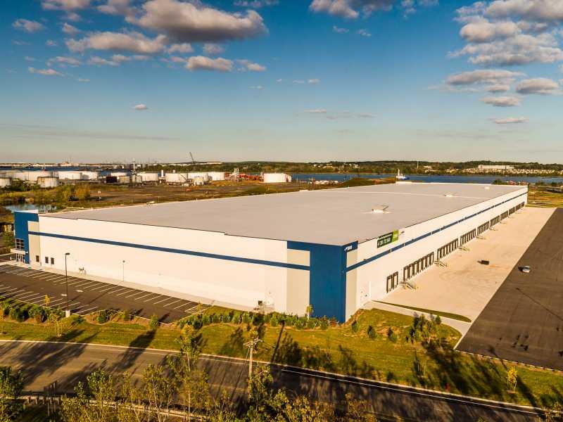 Drone Photo Perth Amboy NJ