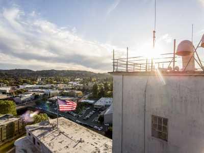 Drone Photo Petaluma CA