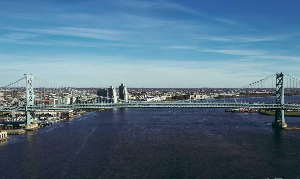 Drone Photo Philadelphia PA