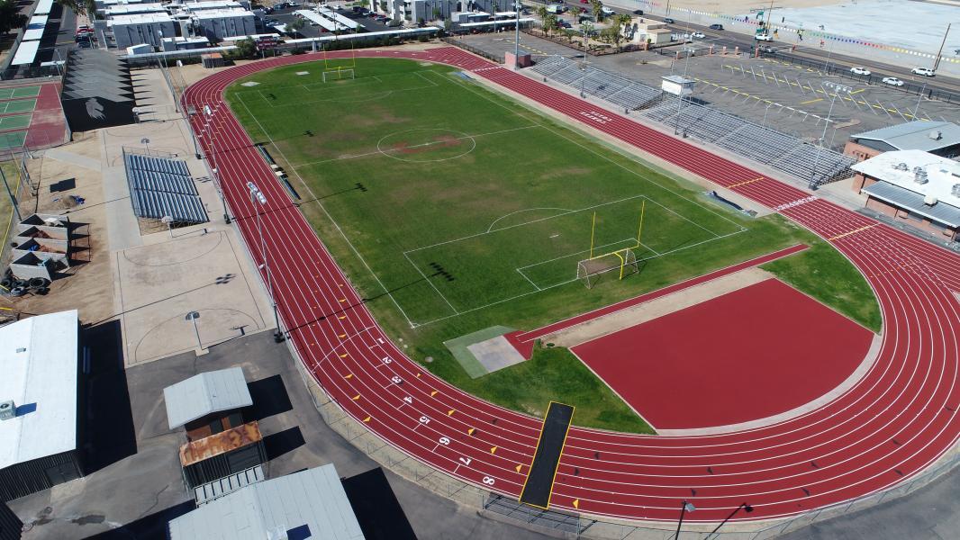 Drone Photo Phoenix AZ
