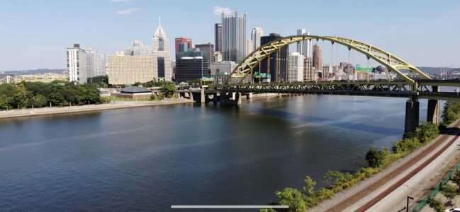 Drone Photo Pittsburgh PA