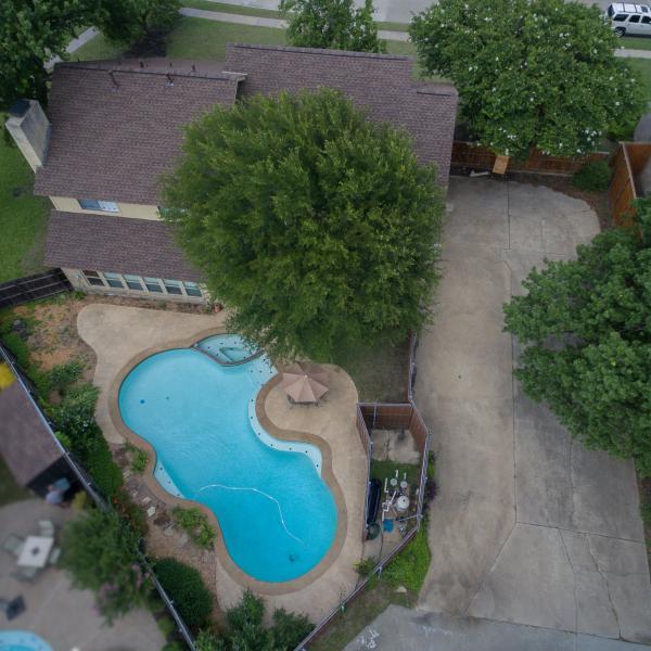 Drone Photo Plano TX