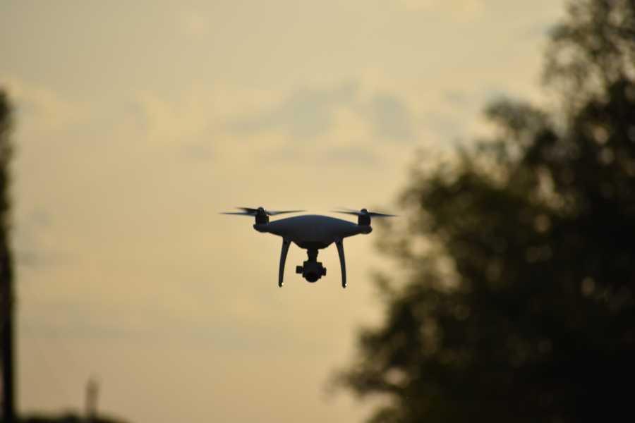 Drone Photo Pocahontas AR