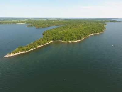 Drone Photo Point Au Roche NY