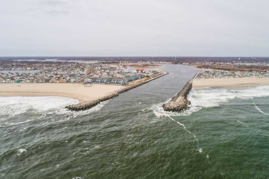 Drone Photo Point Pleasant NJ