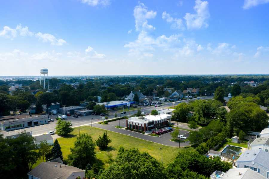 Drone Photo Point Pleasant NJ