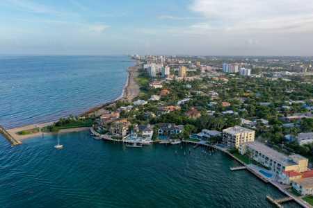 Drone Photo Pompano Beach FL