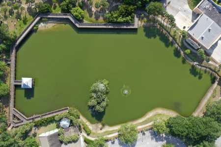 Drone Photo Ponte Vedra Beach FL