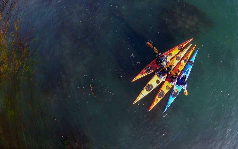 Drone Photo Port Angeles WA