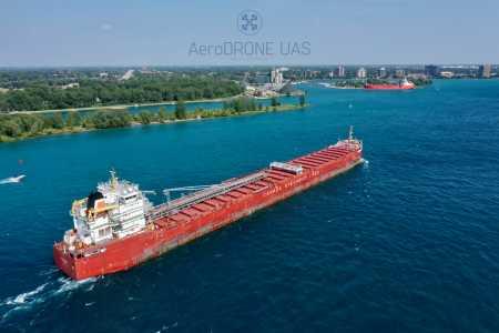 Drone Photo Port Huron MI