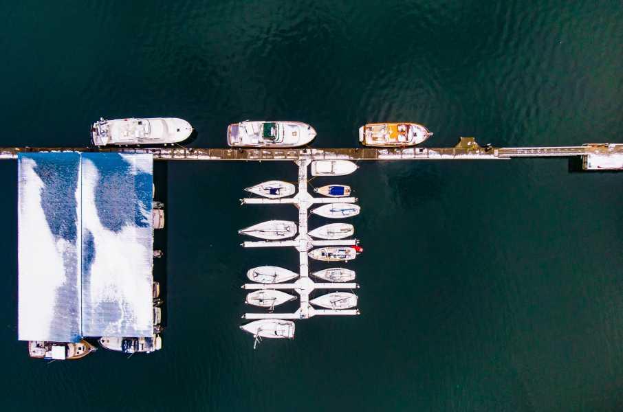 Drone Photo Port Orchard WA
