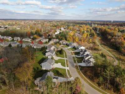 Drone Photo Portage MI
