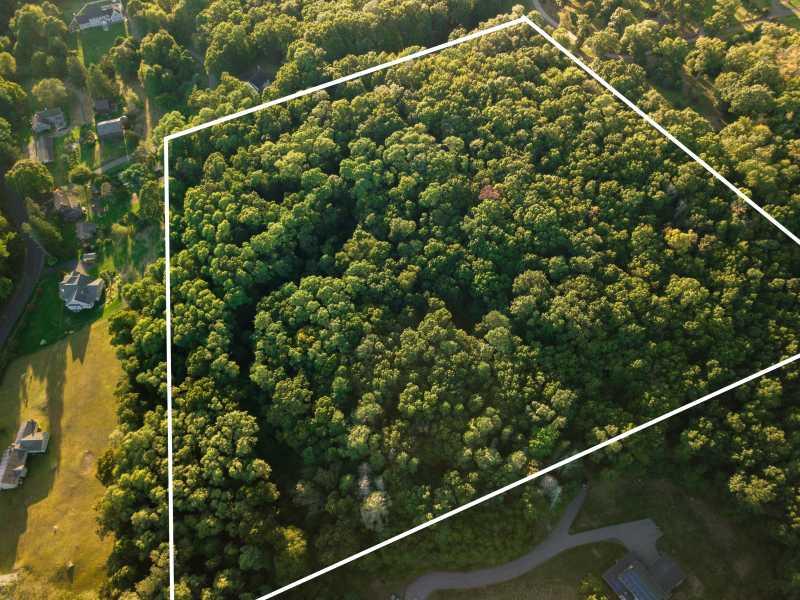 Drone Photo Portland CT