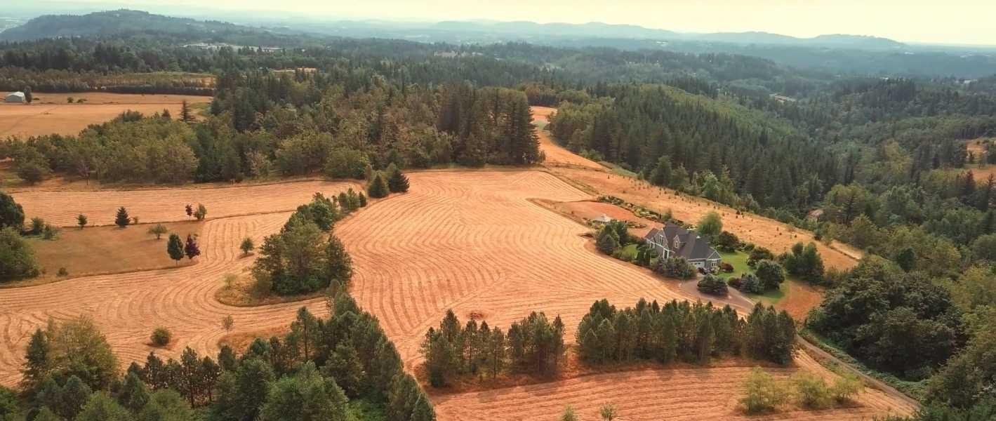 Drone Photo Portland OR