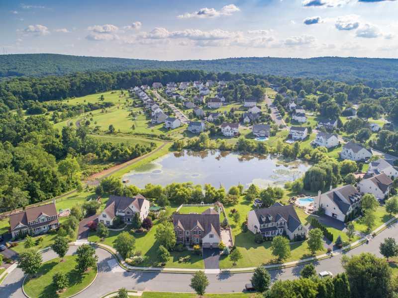 Drone Photo Pottstown PA