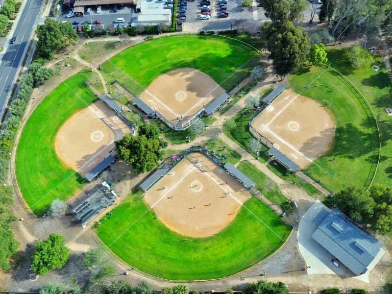 Drone Photo Poway CA