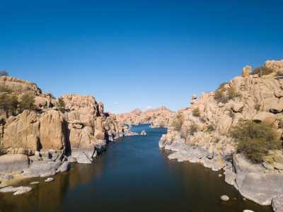 Drone Photo Prescott AZ