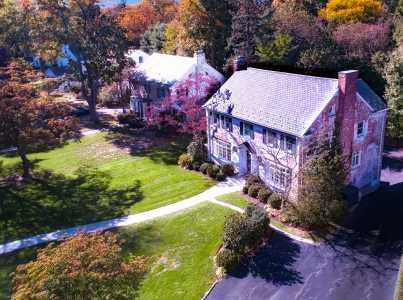 Drone Photo Princeton NJ