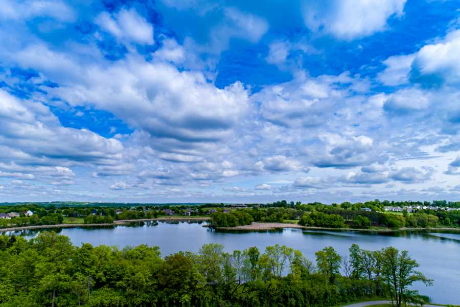 Drone Photo Prior Lake MN