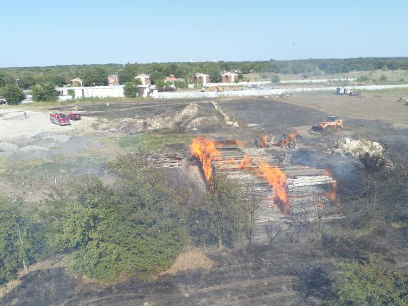 Drone Photo Quinlan TX