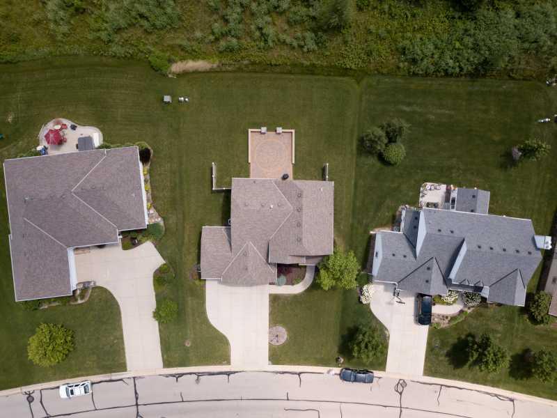 Drone Photo Racine WI