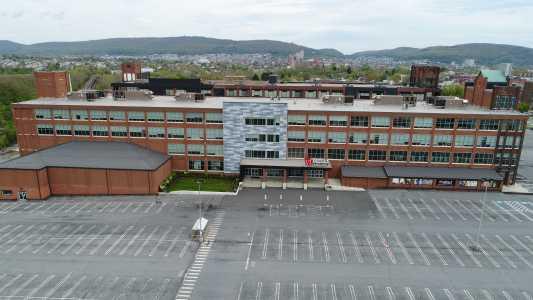 Drone Photo Reading PA