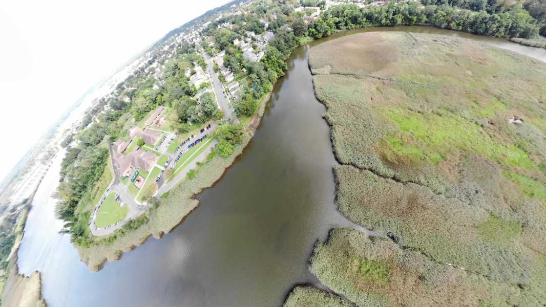 Drone Photo Red Bank NJ