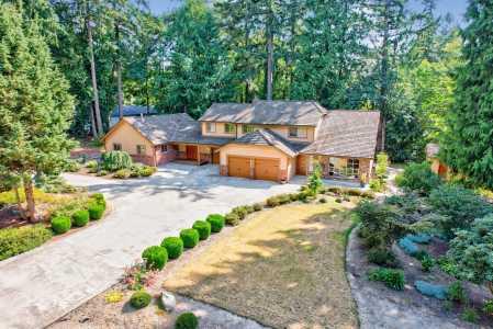 Drone Photo Redmond WA
