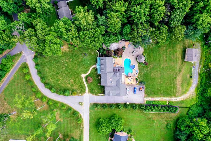 Drone Photo Reisterstown MD