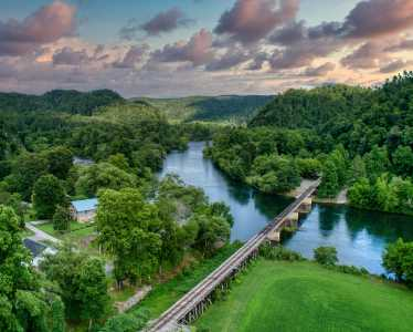 Drone Photo Reliance TN