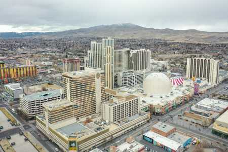 Drone Photo Reno NV