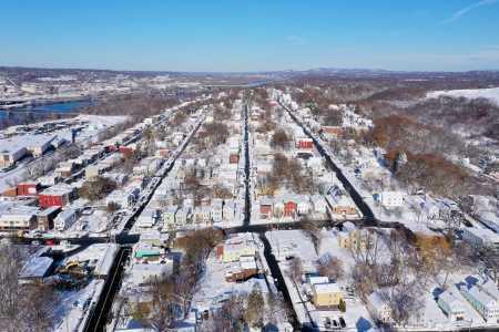 Drone Photo Rensselaer NY