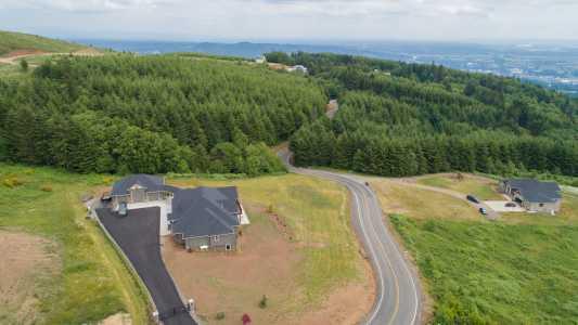 Drone Photo Ridgefield WA