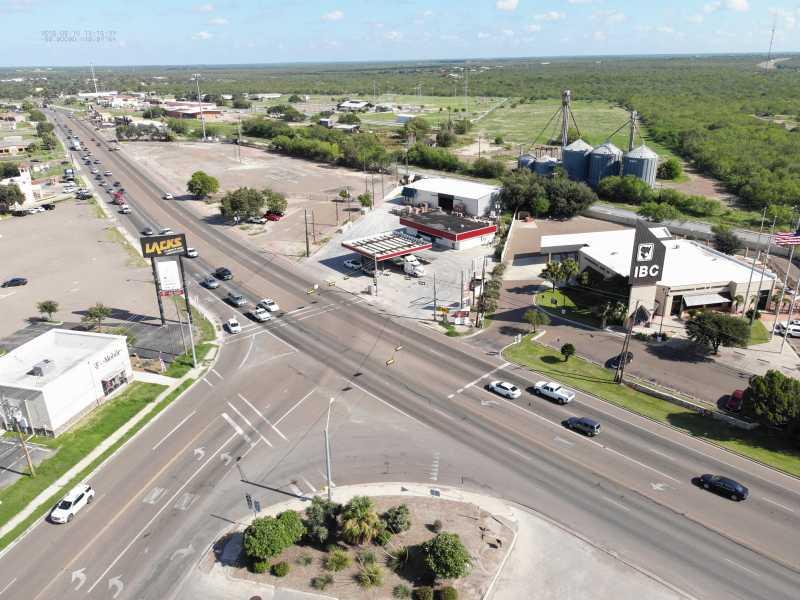Drone Photo Rio Grande City TX