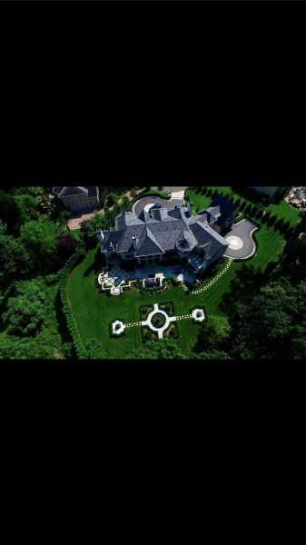 Drone Photo River Vale NJ