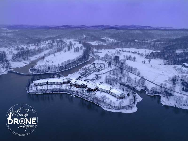 Drone Photo Roanoke WV