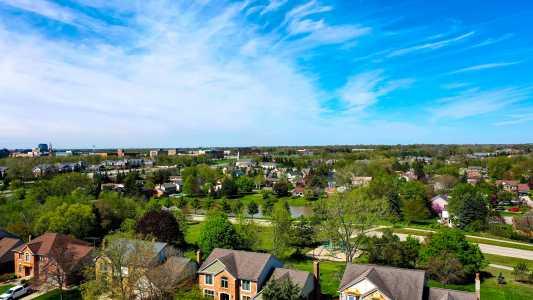 Drone Photo Rochester Hills MI