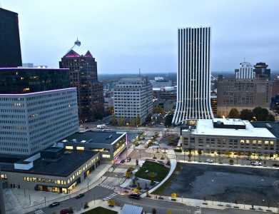 Drone Photo Rochester NY