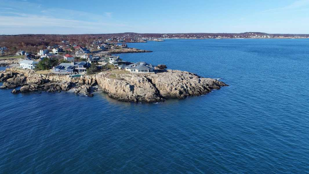 Drone Photo Rockport MA