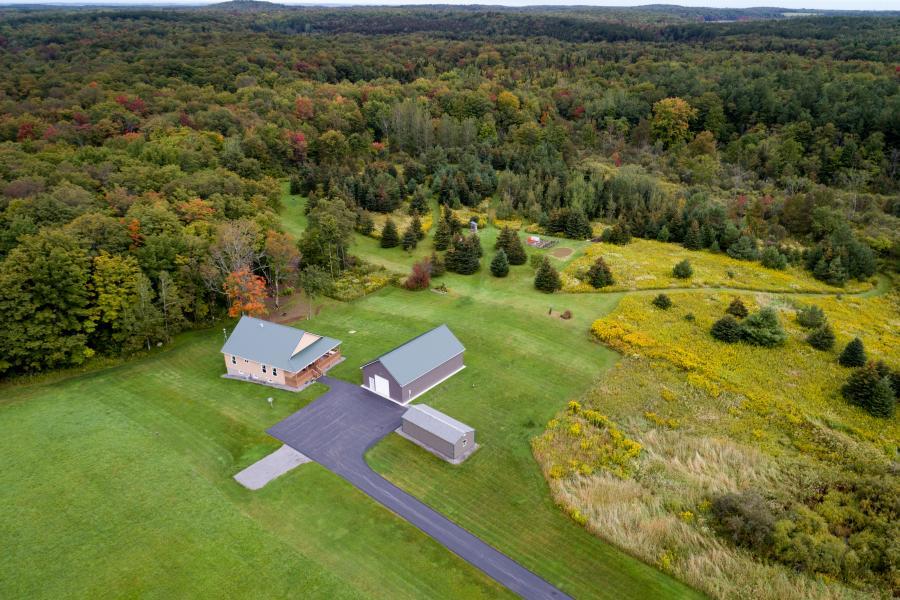Drone Photo Rodman NY