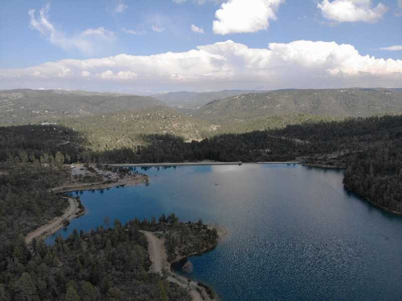 Drone Photo Ruidoso NM